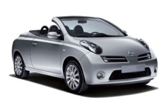 Nissan Micra Convertible